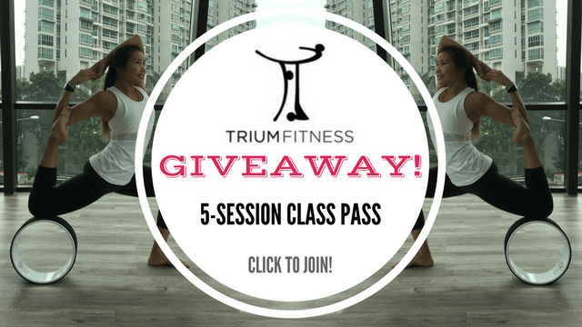 WIN! 5-Session Class Pass At Trium Fitness