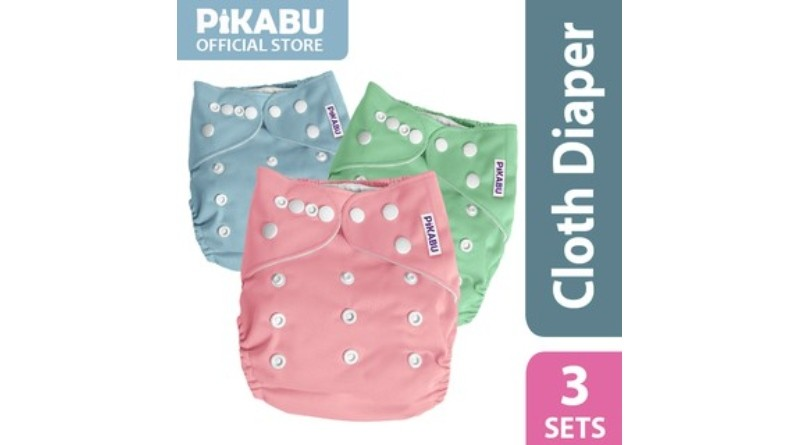 Pikabu Cloth Diapers
